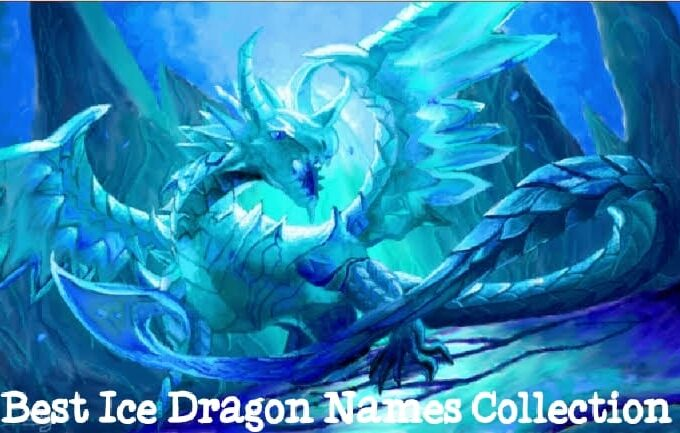 best-ice-dragon-names-collection